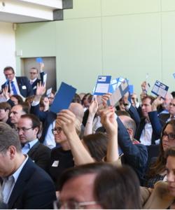 Europäische Demokratie und Parlamentarismus stärken!