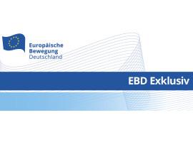 """EBD Exklusiv: Kommentierung der """"Rede zur Lage der Union"""" aus gesellschaftlicher Sicht"""