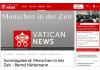 Europa ist ein vielfältiges, pluralistisches Gebilde | Bernd Hüttemann im Interview bei Vatican News