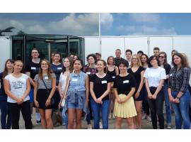 Europäischer Wettbewerb | Preisträgerbegegnung Bundeskanzleramt
