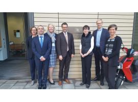 Sitzung des Lenkungsausschusses des Europäischen Wettbewerbs