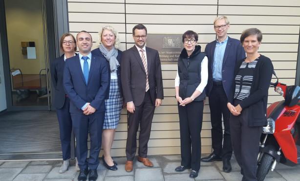 Gemeinsame Sitzung des Lenkungsausschusses und der KM-Referenten des Europäischen Wettbewerbs