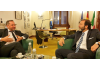 Viele Wege führen nach Europa – Generalsekretär Hüttemann in Rom
