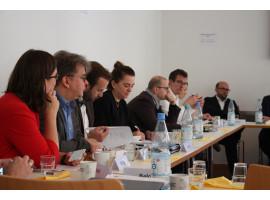 Sitzung des EBD-Vorstands | 18.09.2020