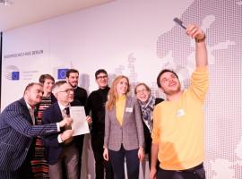 Eine Vision für das Europa von Übermorgen – Jugendverbände diskutieren mit Politik, Wirtschaft und Zivilgesellschaft
