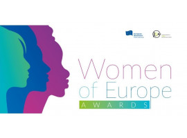 Verleihung der Women of Europe Awards 2020