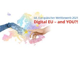 Digitale Bundesjury Europäischer Wettbewerb 2021