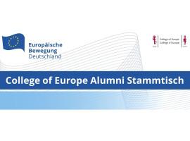 College of Europe Alumni Stammtisch