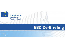 EBD De-Briefing TTE | 10.12.2020