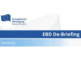 EBD De-Briefing Inneres | 16.11.2020