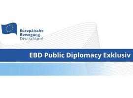 EBD Public Diplomacy Exklusiv – Serbien