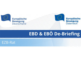 EBD & EBÖ De-Briefing EZB-Rat | 12.03.2021