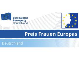 Netzwerktreffen Preis Frauen Europas 2021