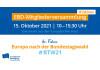 Erwartungen an die Konferenz zur Zukunft Europas | Paneldiskussion bei EBD-Mitgliederversammlung 2021