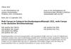 Mehr Europa im Endspurt des Bundestagswahlkampfs 2021, mehr Europa in der Berichterstattung! | Offener Brief von EBD, JEF und EUD