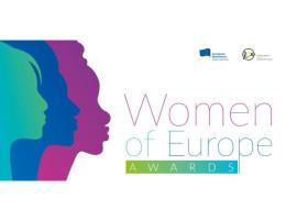 Verleihung der Women of Europe Awards 2021
