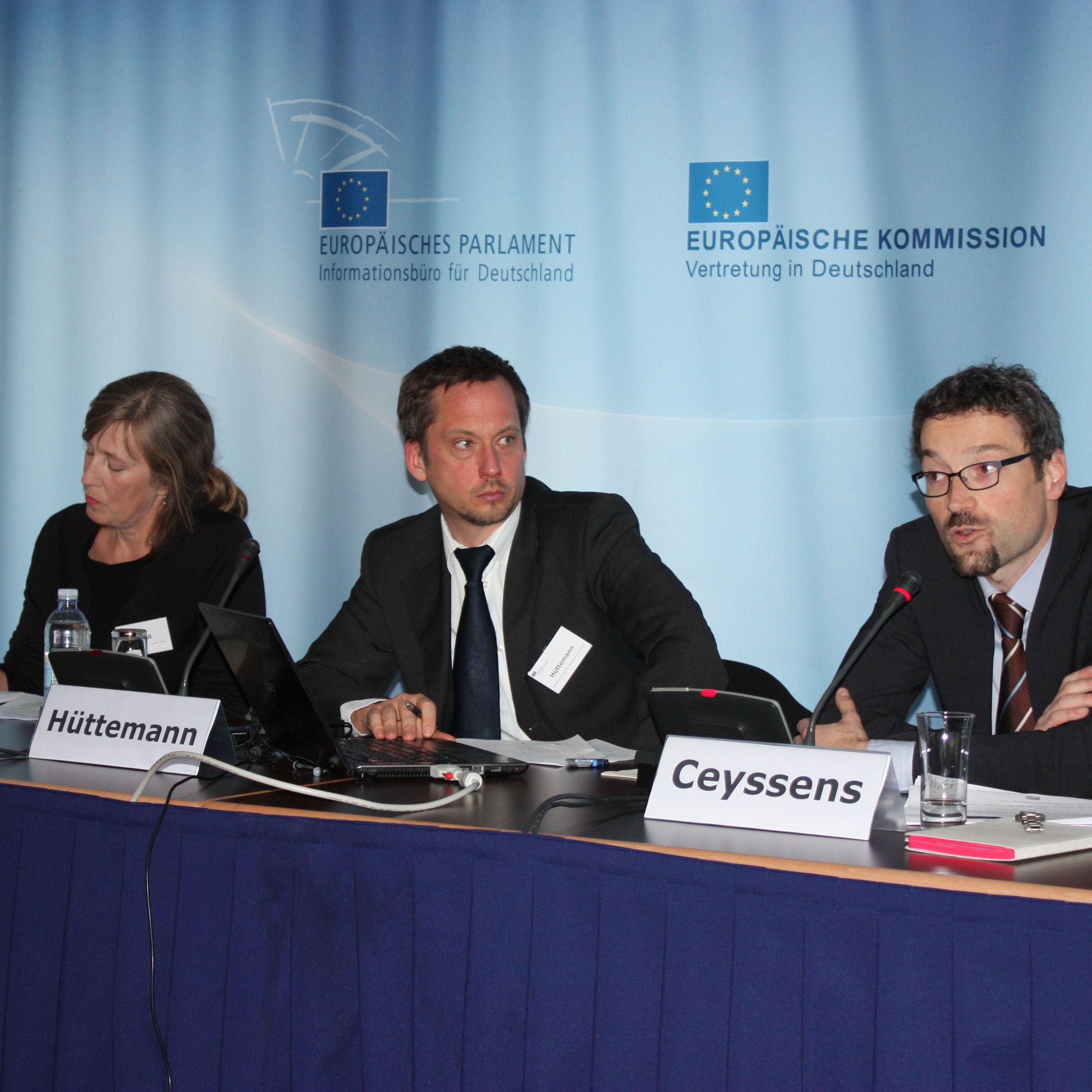 """""""Licht ins Dunkel bringen"""" – EU-Analyse der EBD zum Grünbuch Schattenbankwesen"""