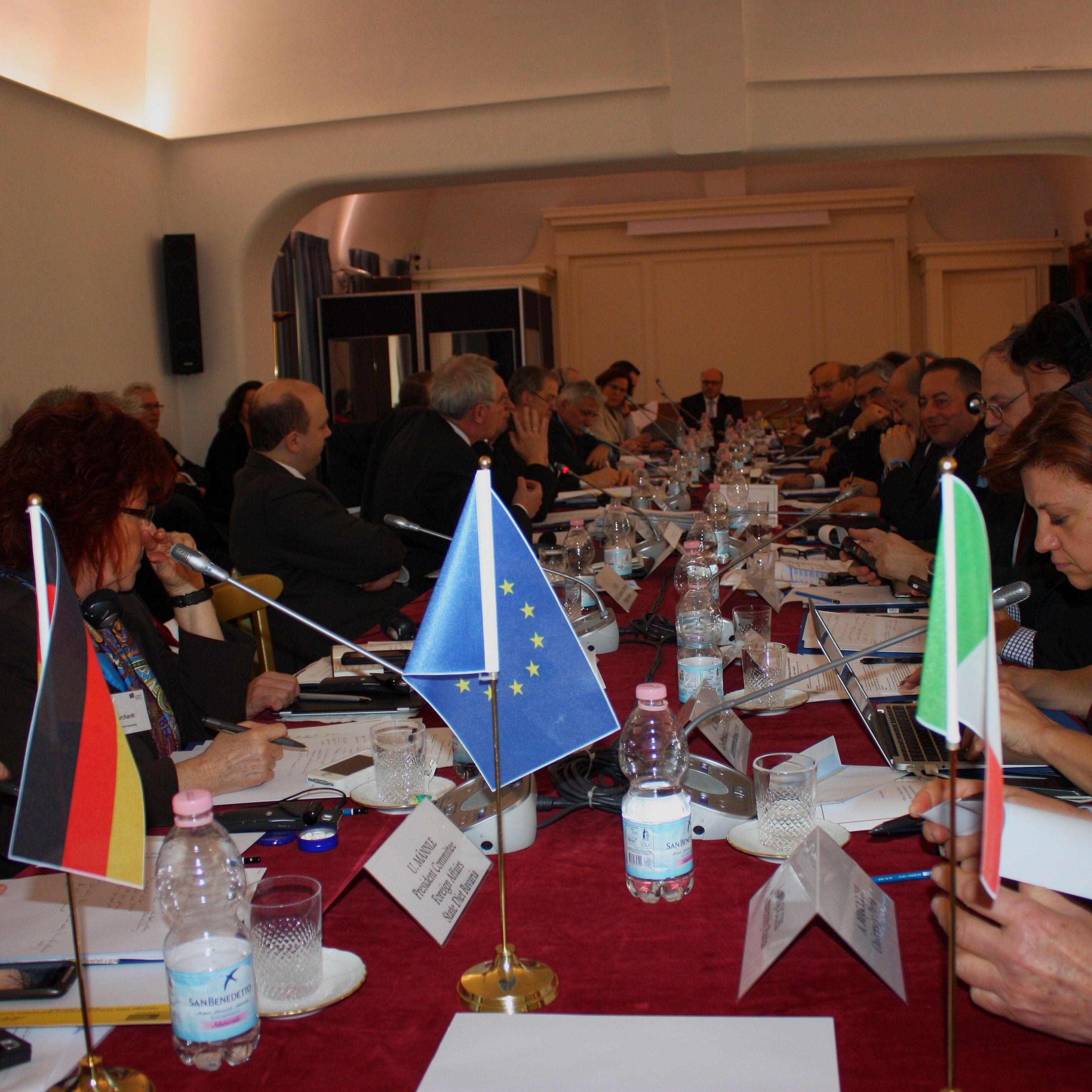 Demokratische Reformen für Europa: Deutsch-Italienischer Zukunftsdialog fordert EU-Konvent für eine Politische Union