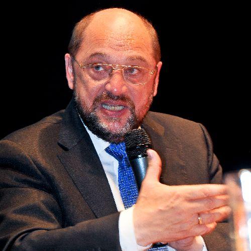 Europa – nicht nur was für Streber! EP-Präsident Schulz diskutiert mit Schülerinnen und Schülern zum EW-Jubiläum