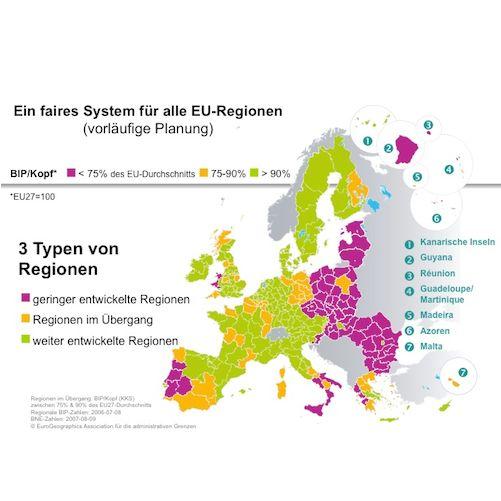 "Relaunch des Informationsportals ""Europa vor Ort"""