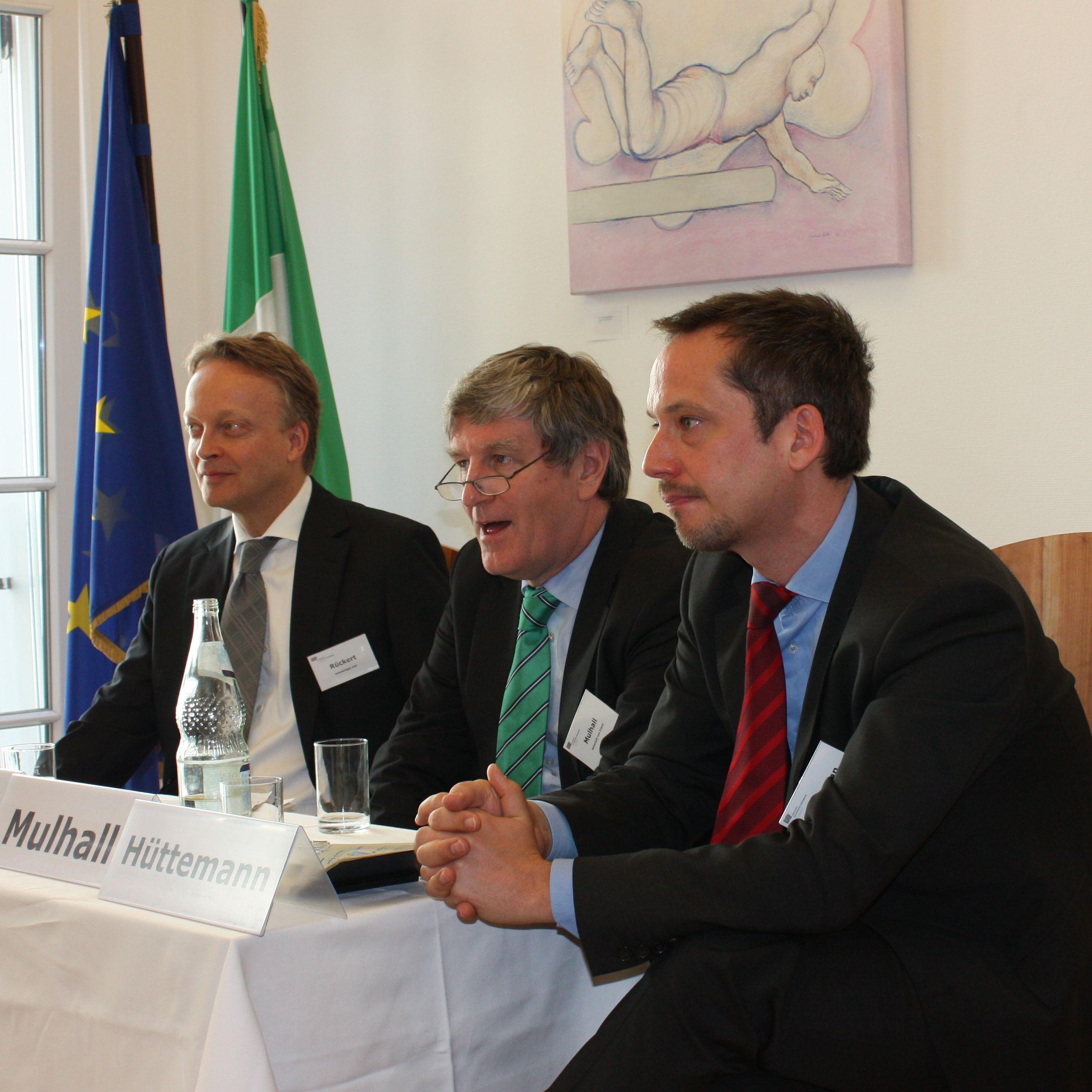 """""""Irland hat das Potential zu einer Erfolgsgeschichte"""" –  EU-Briefing zum Fiskalpakt-Referendum in Irland"""