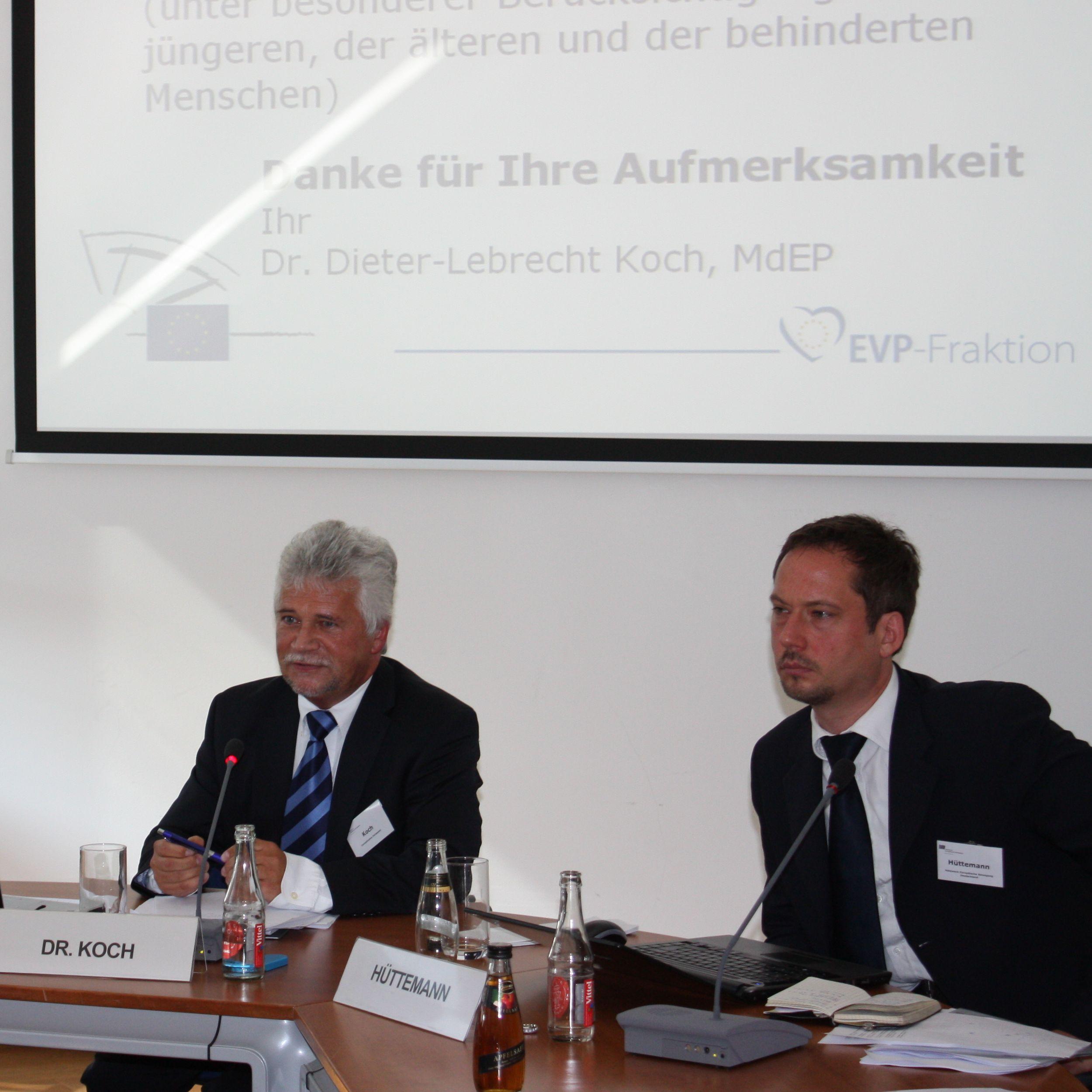 EP-Berichterstatter im Dialog: Straßenverkehrssicherheit – Europäisches Parlament drängt Kommission zu neuen Initiativen