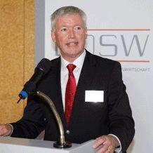 Neuer Präsident des BDSW: Gregor Lehnert