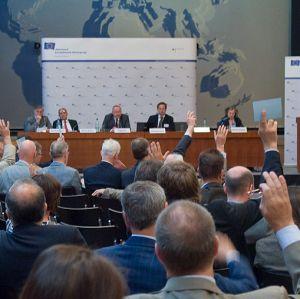 """Signal für mehr europäische Solidarität: Mitgliederversammlung der EBD verabschiedet """"Berliner Erklärung der Zivilgesellschaft"""""""