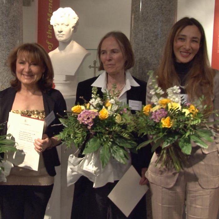 """Auszeichnung für """"Frau Europas"""" und Kolleginnen: DAV verleiht Maria-Otto-Preis an """"Anwältinnen ohne Grenzen"""""""