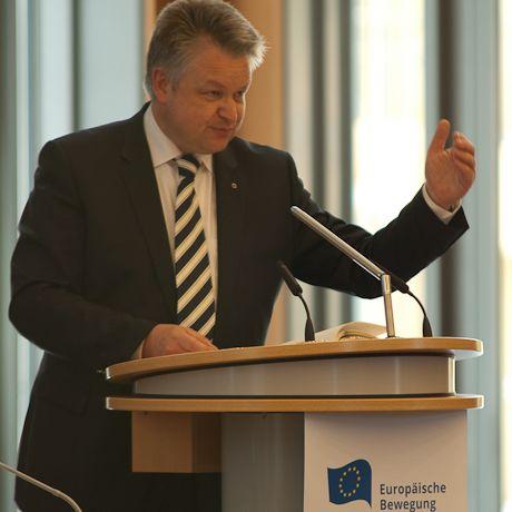 EBD startet Dialogformat mit Staatsminister Link – erster Termin am 9. Oktober