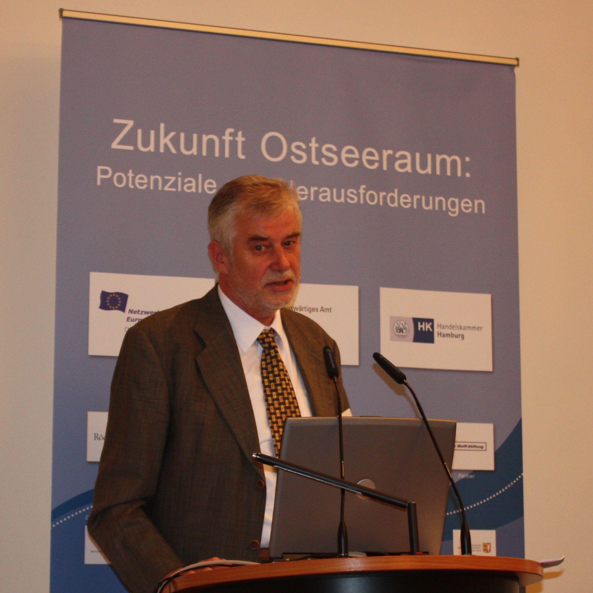 Ostsee-Netzwerk diskutiert Auswirkungen der Arbeitnehmerfreizügigkeit am deutsch-polnischen Beispiel