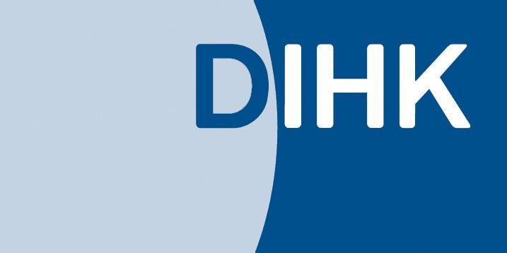 Deutscher Industrie- und Handelskammertag e.V. (DIHK)