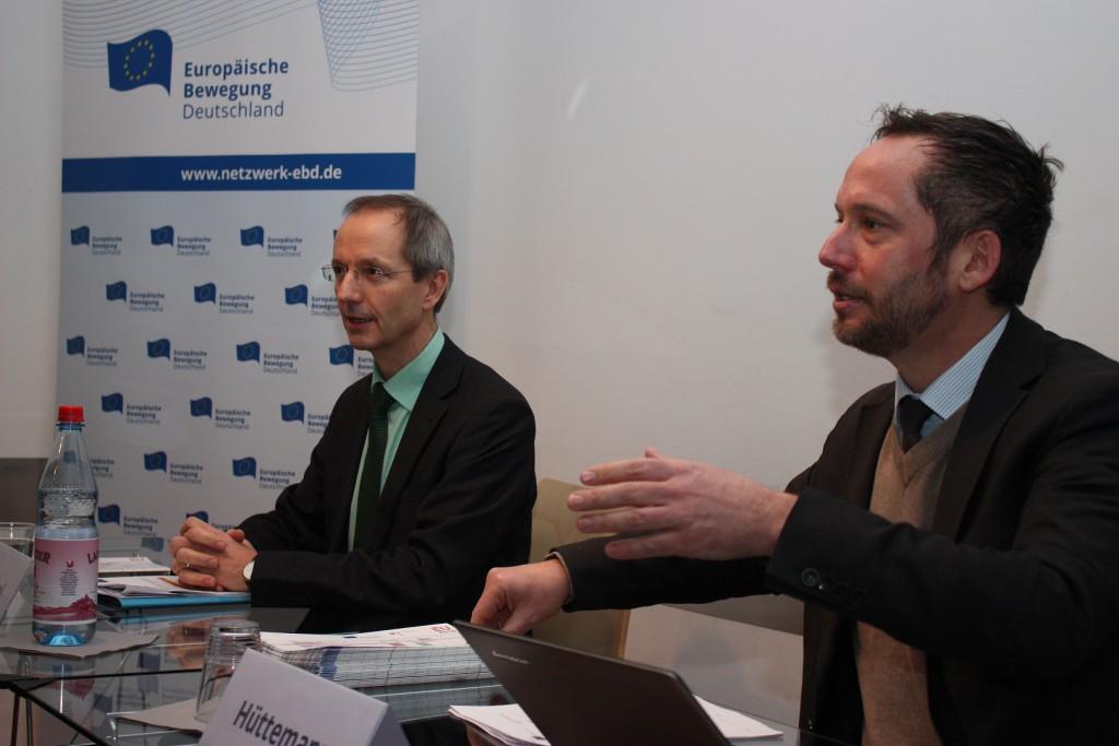 Ecofin De-Briefing 18. Januar