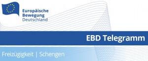 EBD Telegramm Schengen D