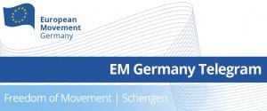 EBD telegram Schengen E