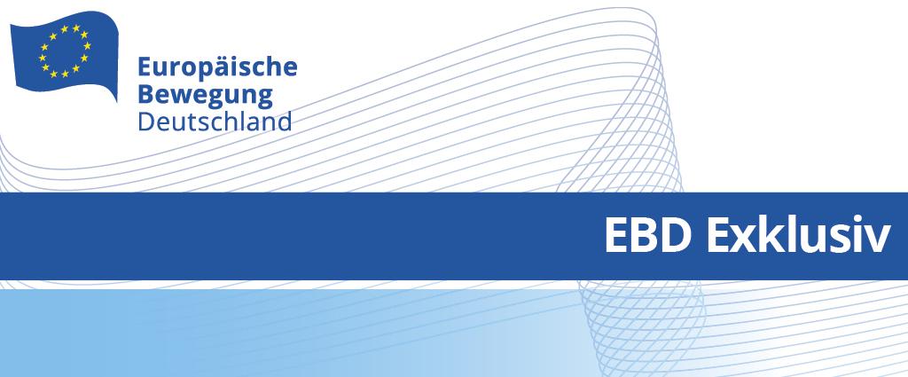 EBD Exklusiv: Wirtschafts- und Sozialpolitik, Nachhaltigkeit und EU-Haushalt