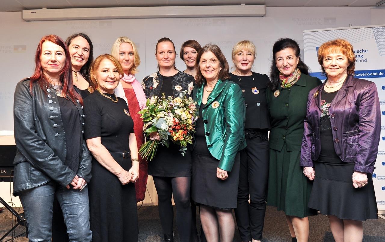 """Spitze, Kandidatin! Appell der """"Frauen Europas"""" für eine Frau als Präsidentin der Europäischen Kommission"""