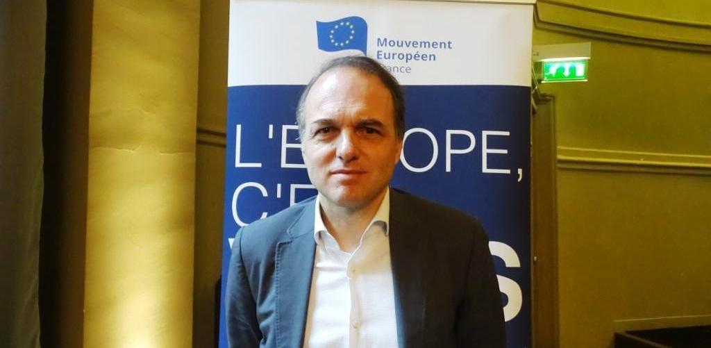 Neuer Präsident der Europäischen Bewegung Frankreich: Yves ...