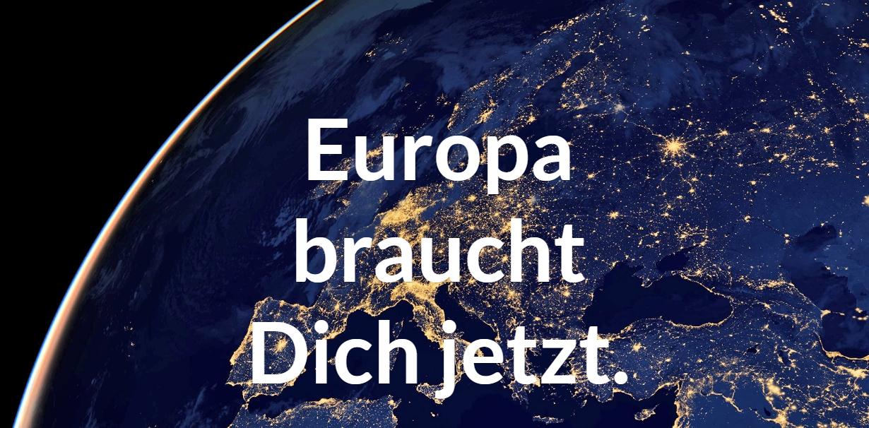 JEF und EUD  |  Zeit, auf die Straße zu gehen für ein einiges, solidarisches, weltoffenes Europa!
