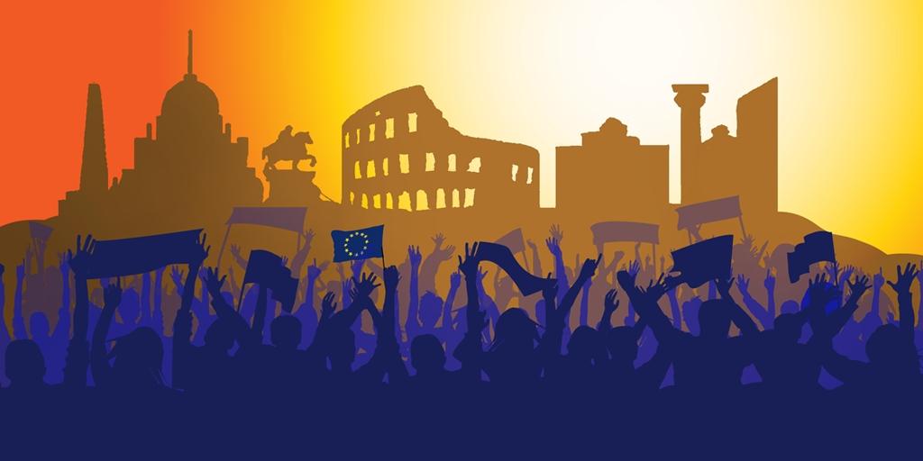 60 Jahre Römische Verträge: Europa feiert und gestaltet Europa