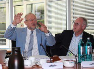 Axel Schäfer MdB, Europäische Bewegung Deutschland, EBD-Vorstand, Europapolitik