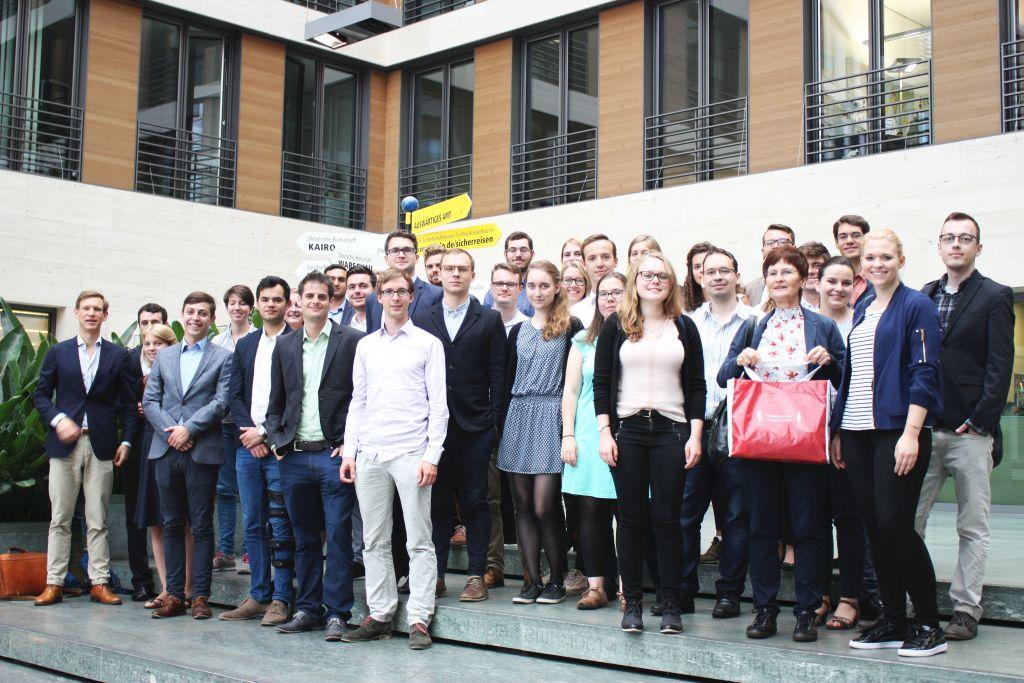 College of Europe! … Und dann? | Netzwerk EBD