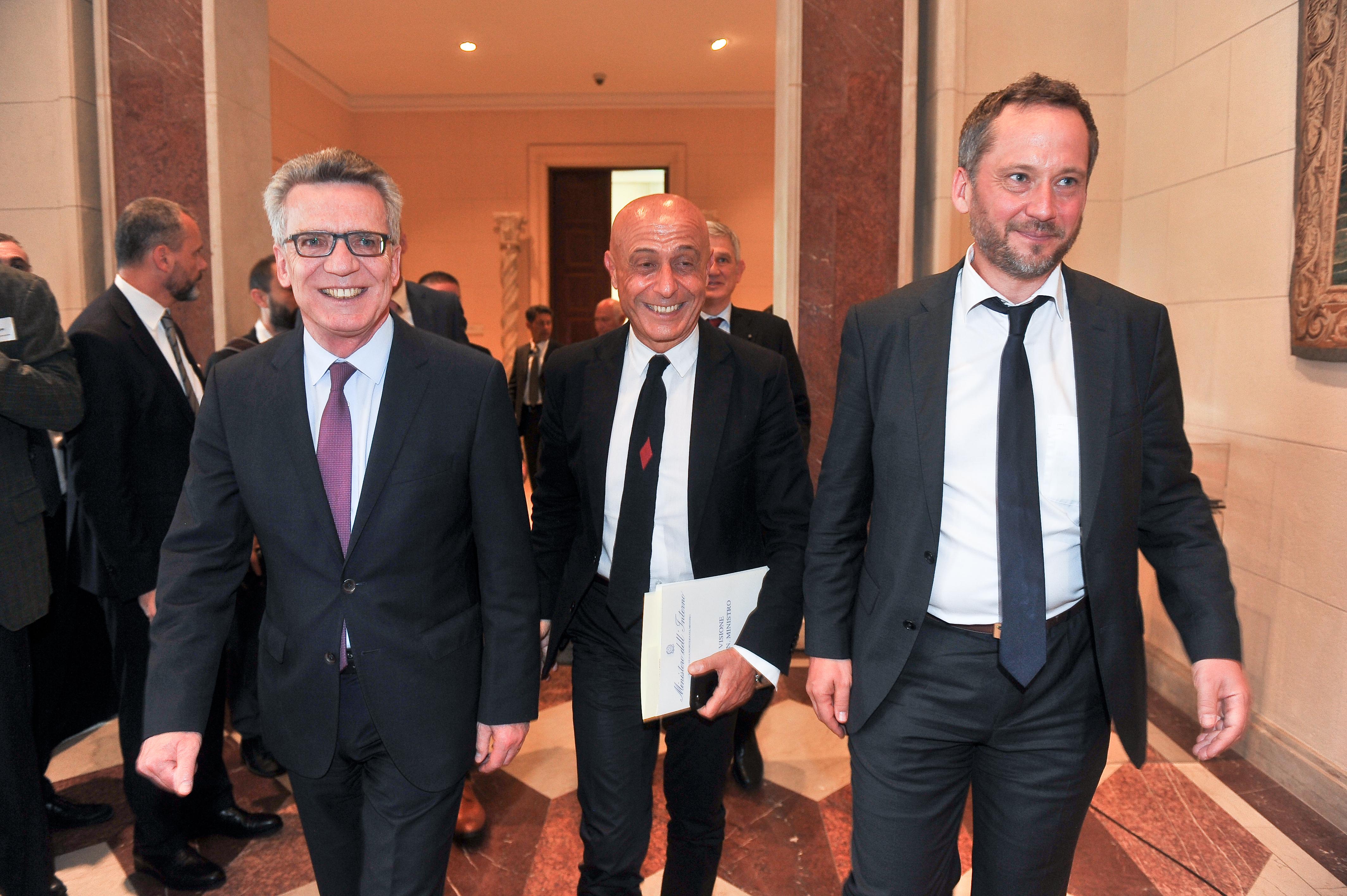 Anti-Mafia-Konferenz: Gemeinsam gegen die Organisierte Kriminalität