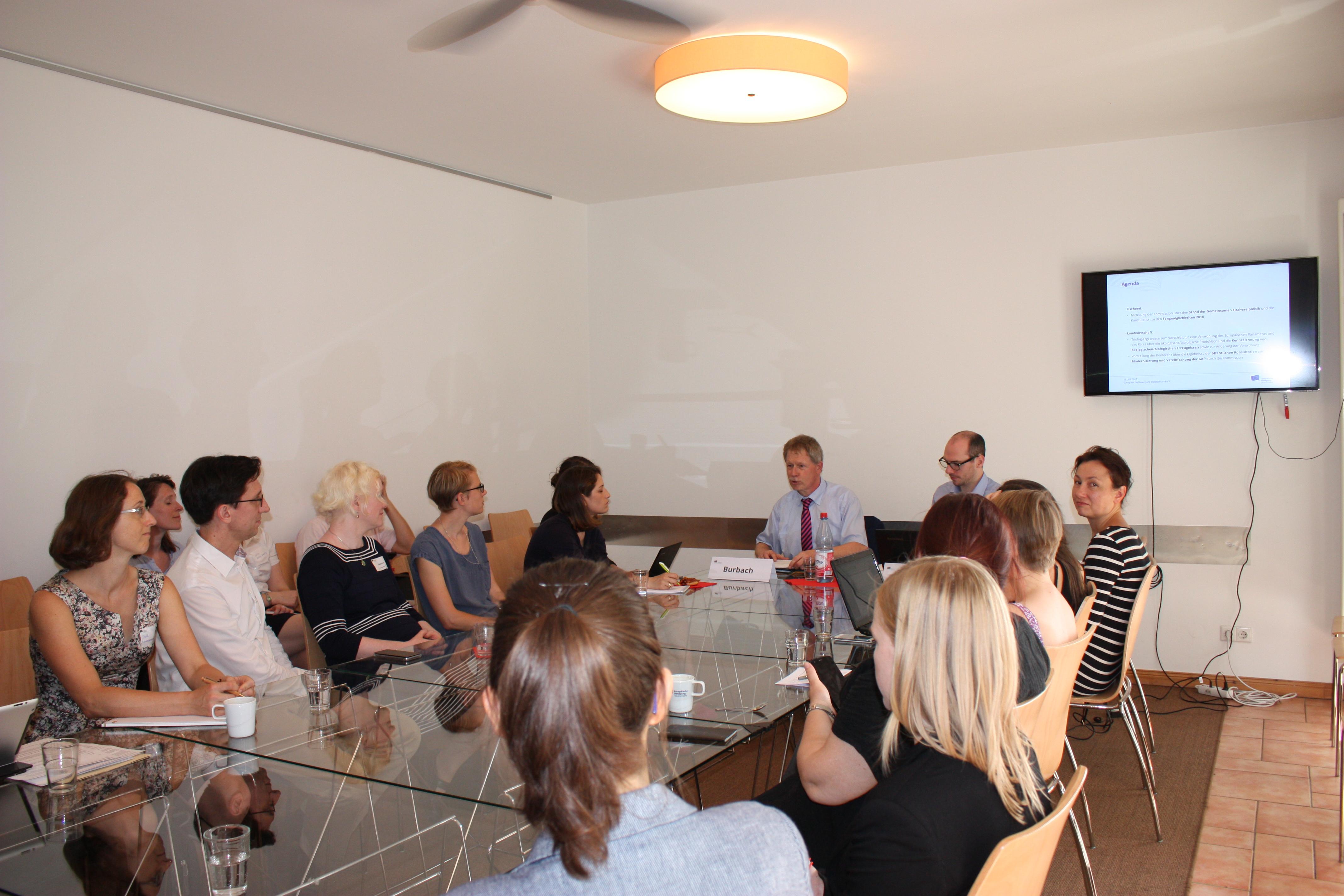 Erster AGRIFISH-Rat unter estnischer Ratspräsidentschaft