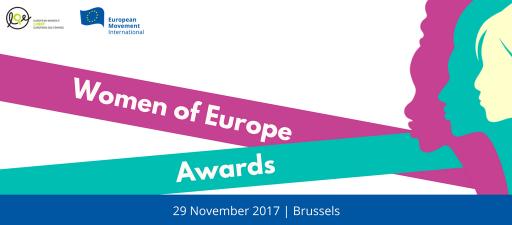 """""""Frau Europas"""" Adriana Lettrari auf der Shortlist für den Women of Europe Award"""