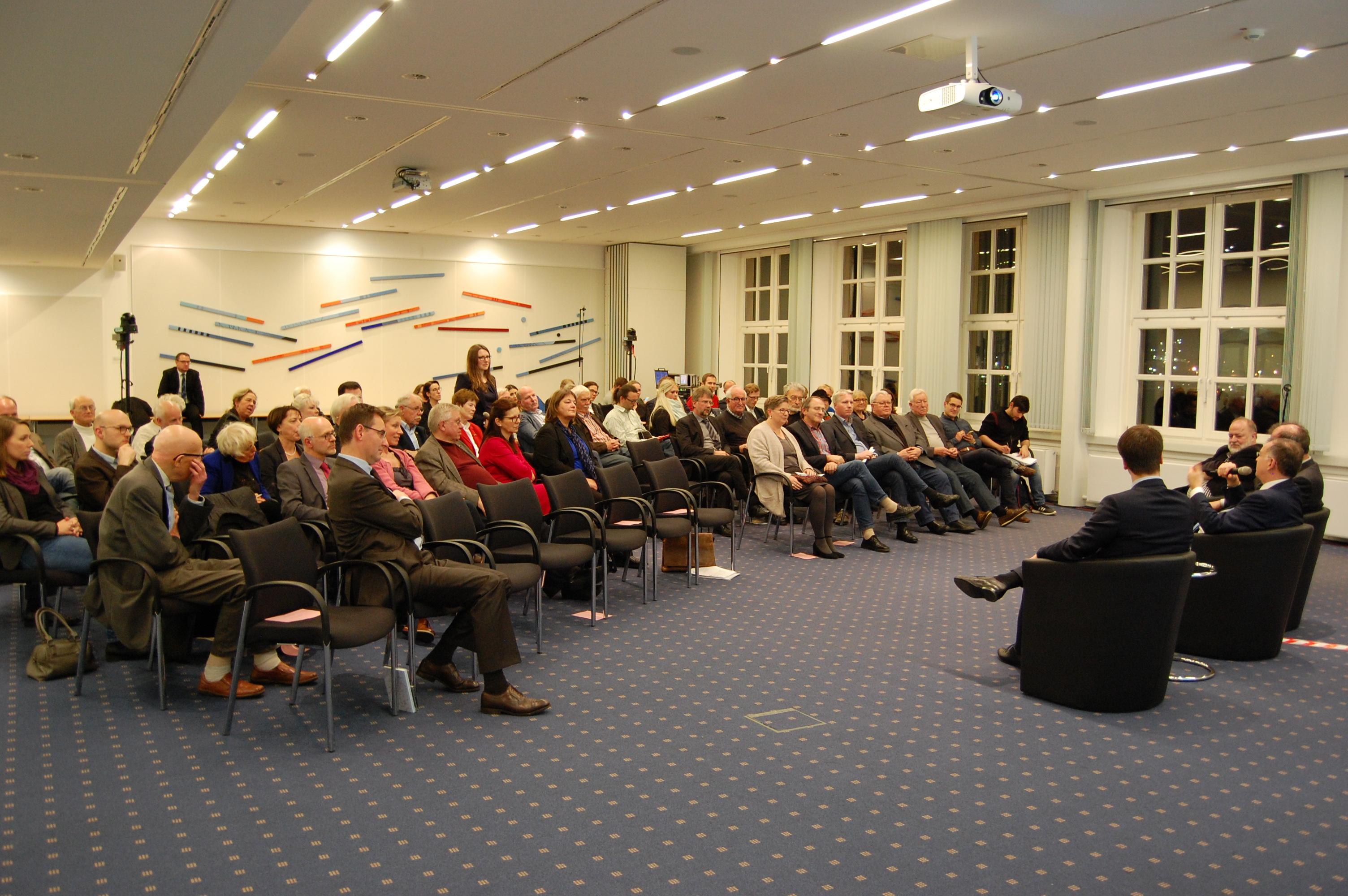 EB Schleswig-Holstein | Chancen der Digitalisierung in der EU