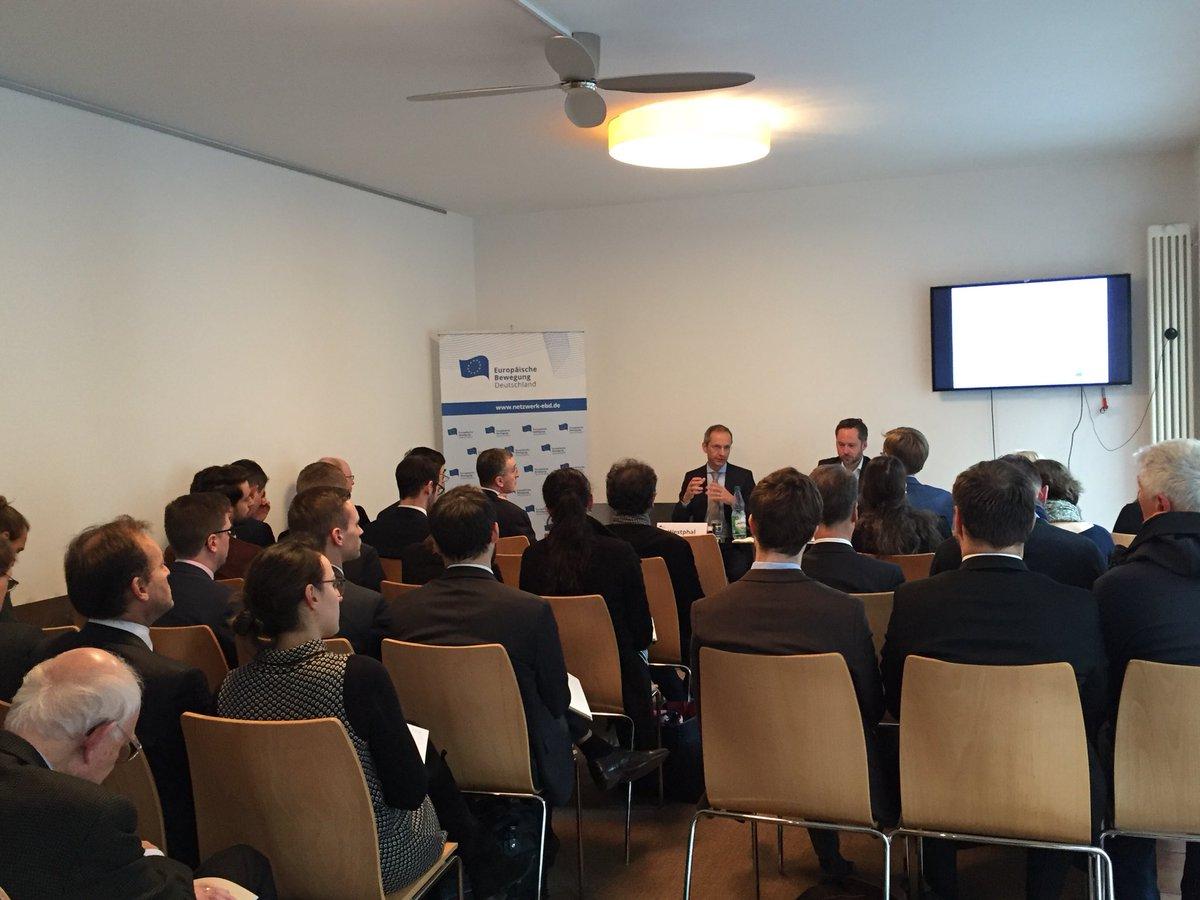 Immense Herausforderungen und Neuerungen auf allen Ebenen | EBD De-Briefing ECOFIN