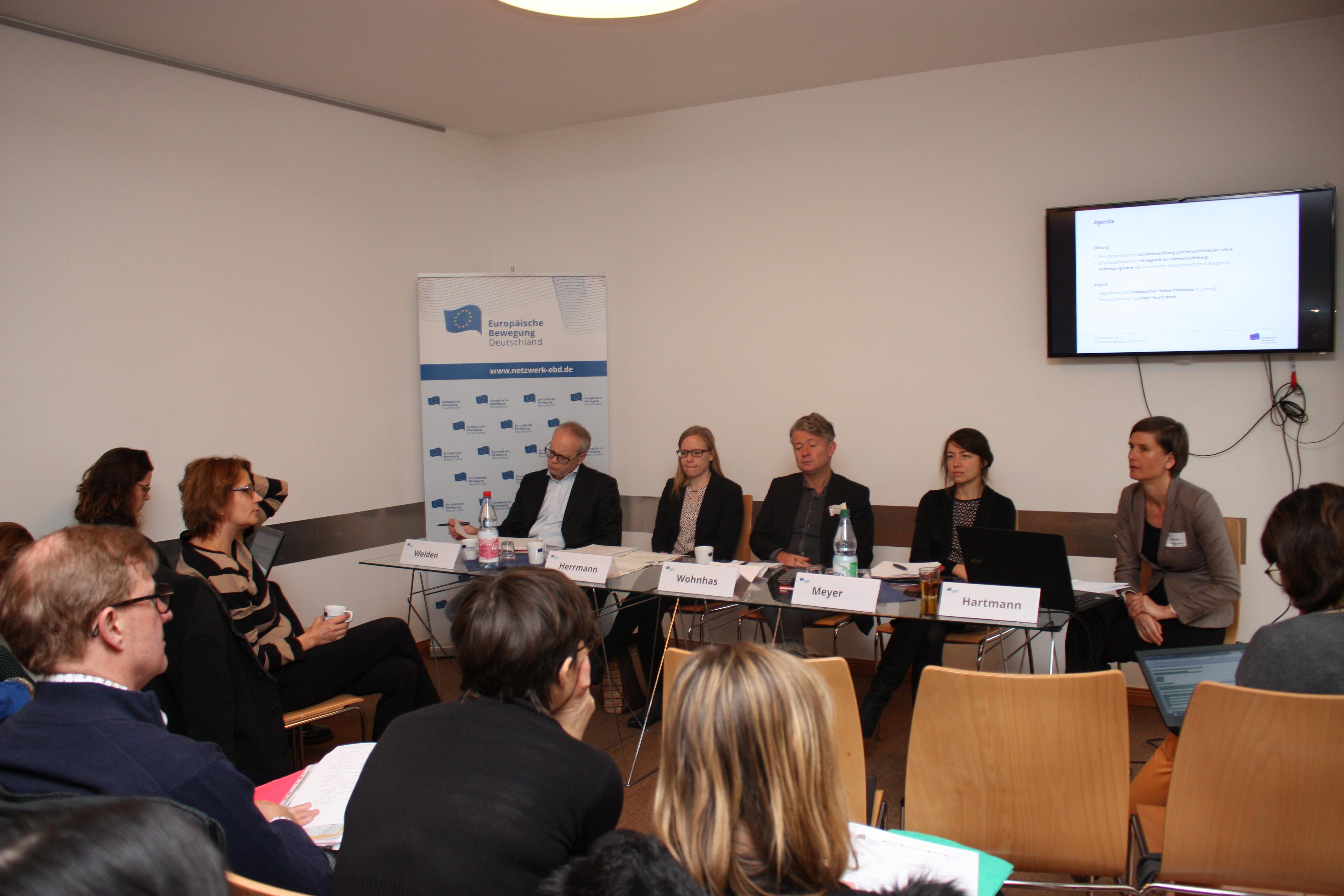 Digitalisierung auf dem Vormarsch | EBD De-Briefing zum Rat BJKS
