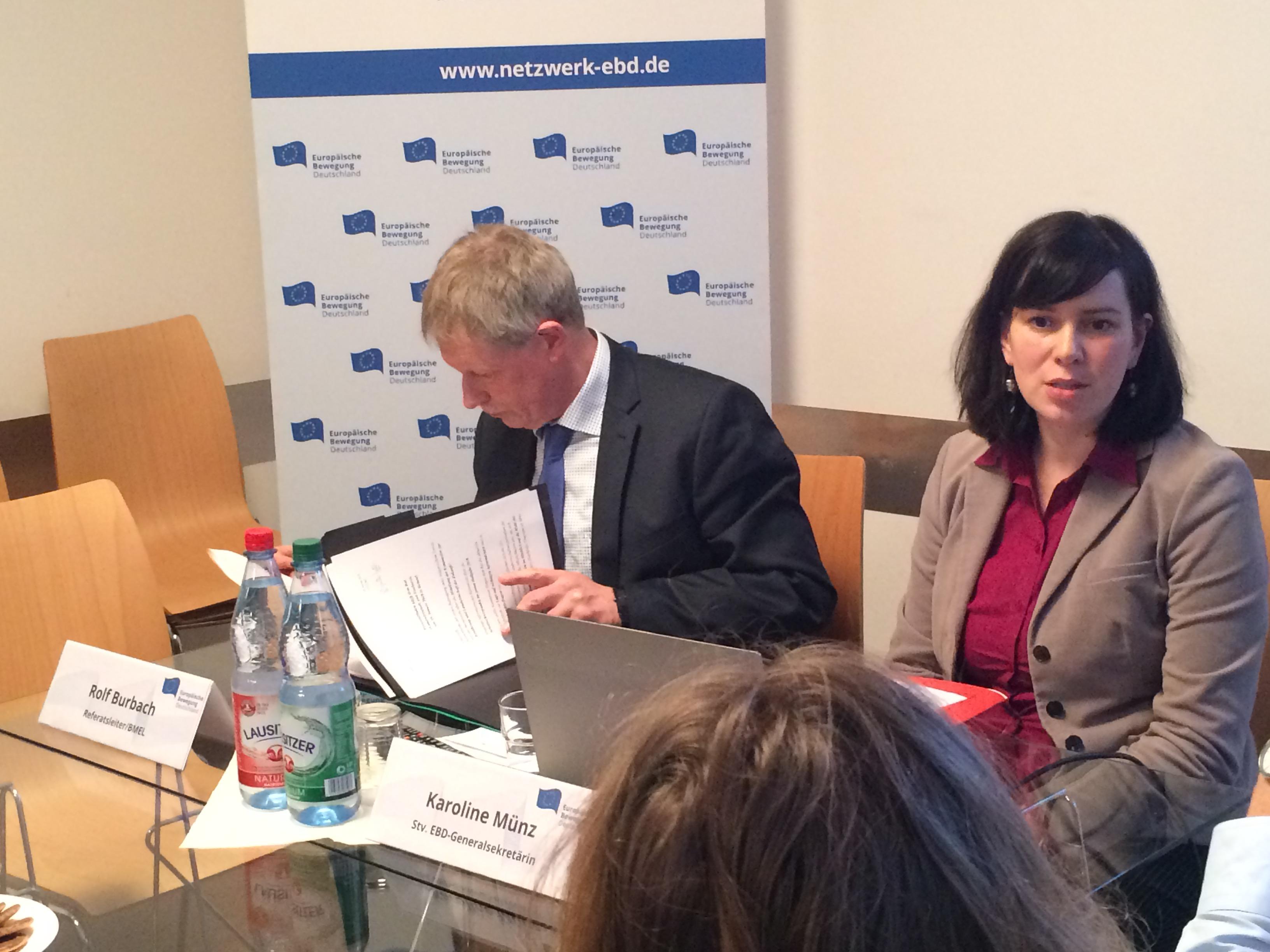 EBD De-Briefing   Erster AGRIFISH-Rat unter bulgarischer Ratspräsidentschaft