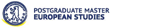 Postgraduierten-Studiengang Europawissenschaften   Master of European Studies (M.E.S.) – Call for Applications  for the Academic Session 2018- 2019